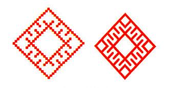 Знаки и символы как выражение памяти народа