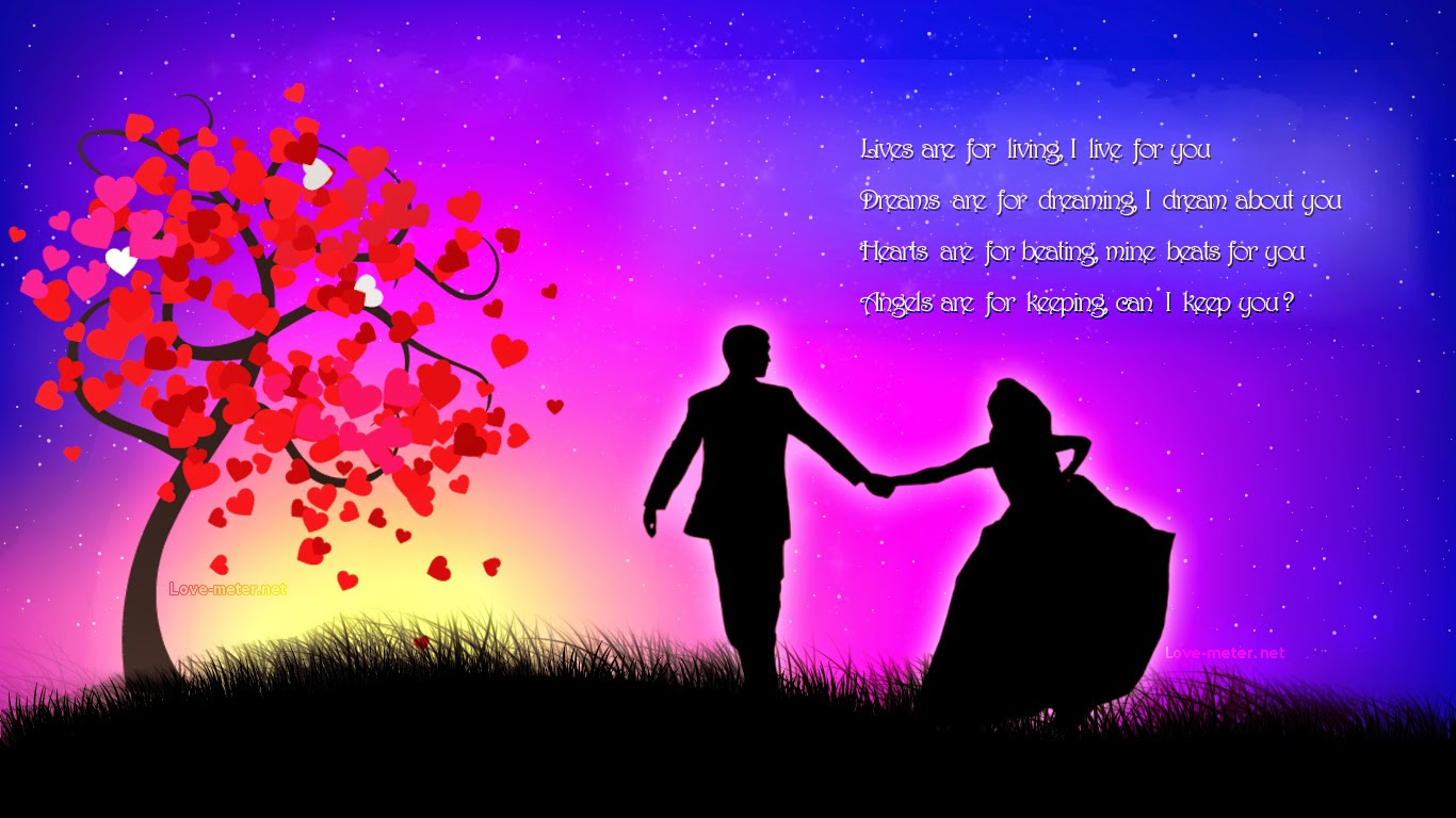 romantic love quotes on good night