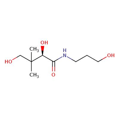 Panthenol Formula