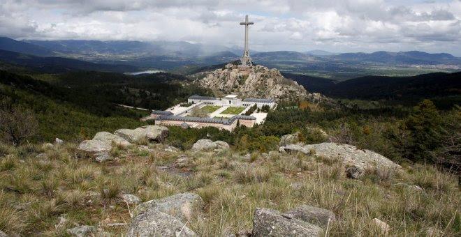 Vista del Valle de los Caídos. REUTERS