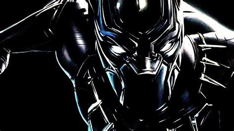 black panther marvel wallpapers wallpaper cave