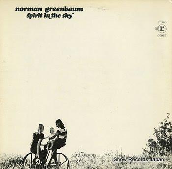 GREENBAUM, NORMAN spirit in the sky
