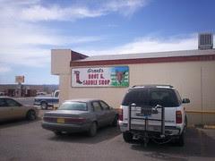 Grants NM Boot Shop