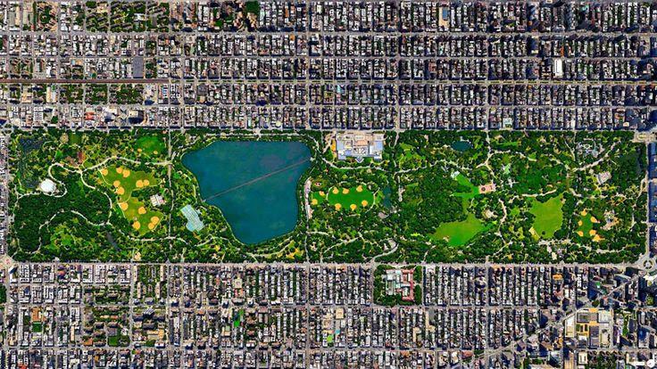 חורים ברשת | 17 תצלומי לווין שישנו את נקודת ההשקפה שלך