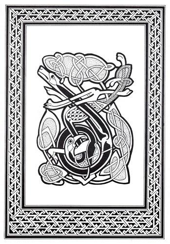 Celtic Design 041