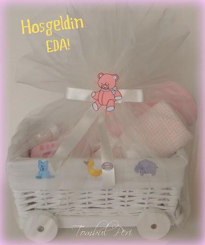 Baby Favor Basket