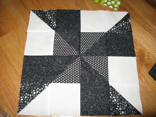block for bag #8