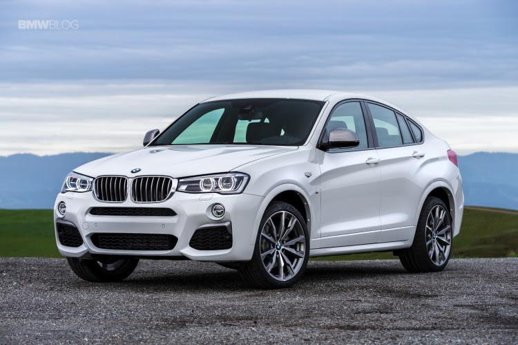 FIRST DRIVE: 2016 BMW X4 M40i