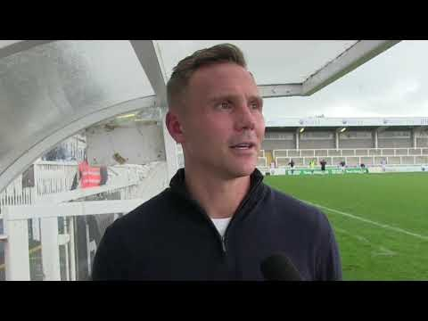 Watch: Matthew Taylor Reflects on Walsall's Defeat to Hartlepool United