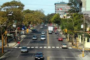Imagen del Paseo Colón con fines ilustrativos.CRH