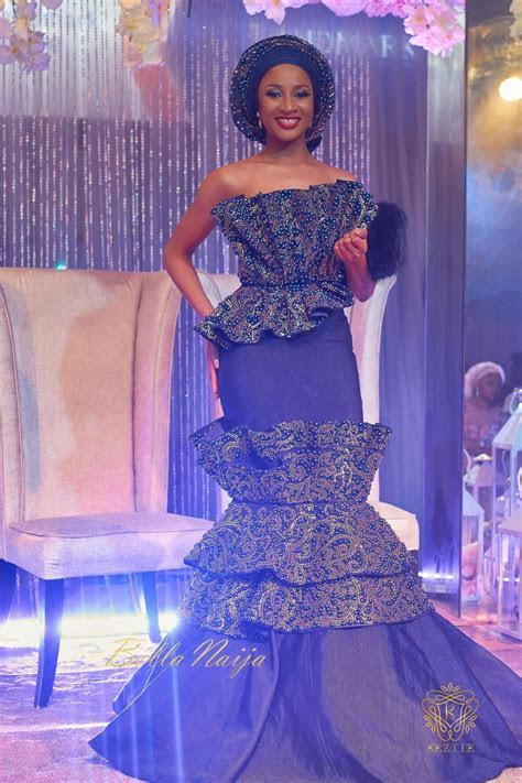 BellaNaija Weddings presents Banky W & Adesua Etomi's
