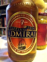Shepherd Neame, Tapping The Admiral, England