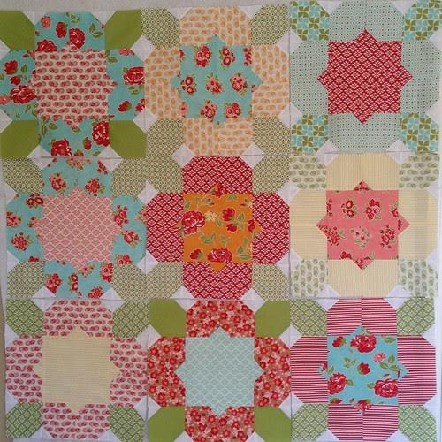 Flower Girl quilt