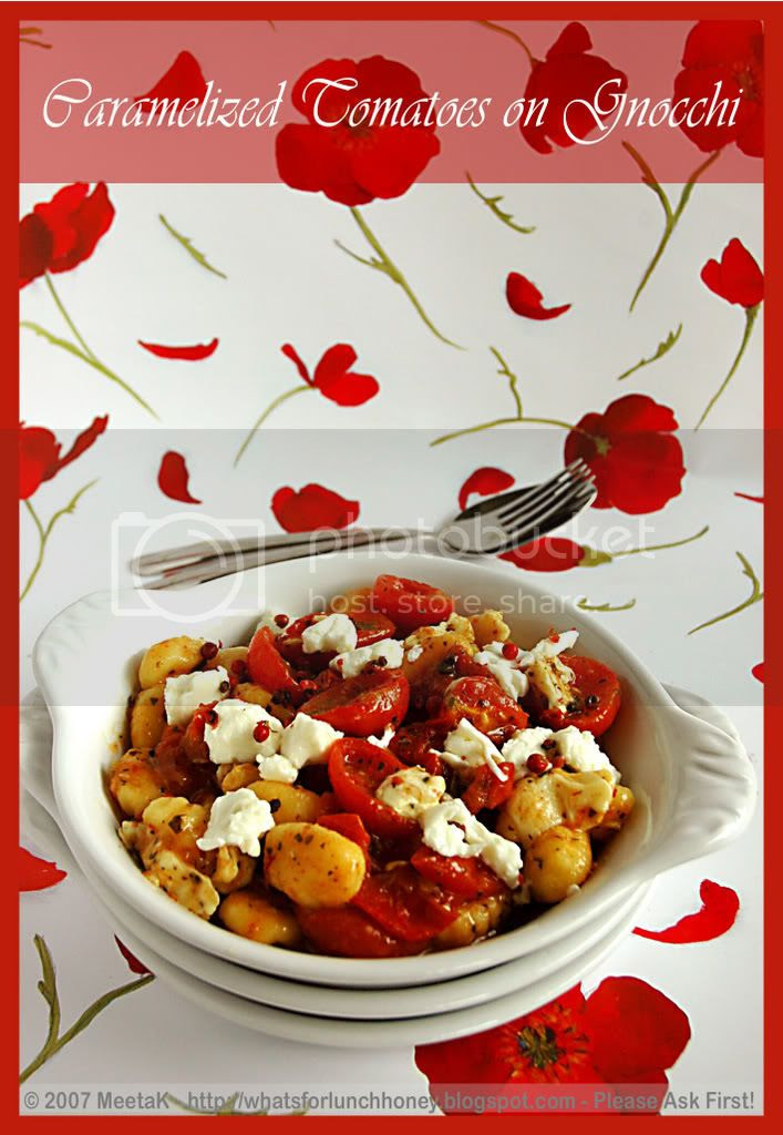 Caramelized Tomatoes Gnocchi (01)