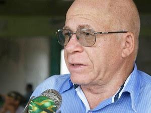 O prefeito de Goianésia do Pará João Gomes (PR) tinha 62 anos (Foto: Reprodução/Facebook Secretaria de Esportes e Lazer de Parauapebas)
