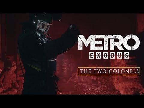 Вышло дополнение «Два полковника» для Metro Exodus