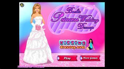 Barbie Dress Up Games For Girls And Kids   Barbie Princess