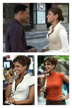 Eva Mendes as Sara in Hitch