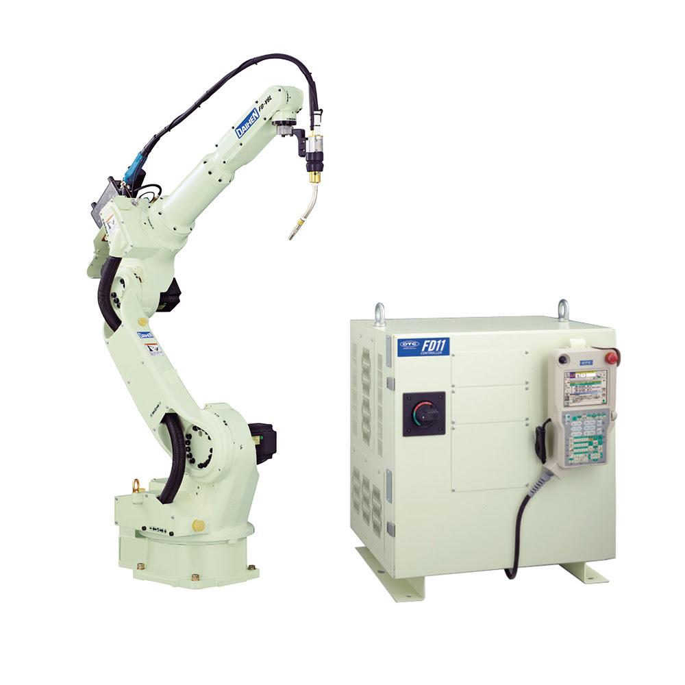 2020 Otc Robot Arc Welding Fd B4l Model 6 Robot Industri Axis Buy Industri Robot Robot Pengelasan Busur Robot Arc Welding Fd B4l Product On Alibaba Com