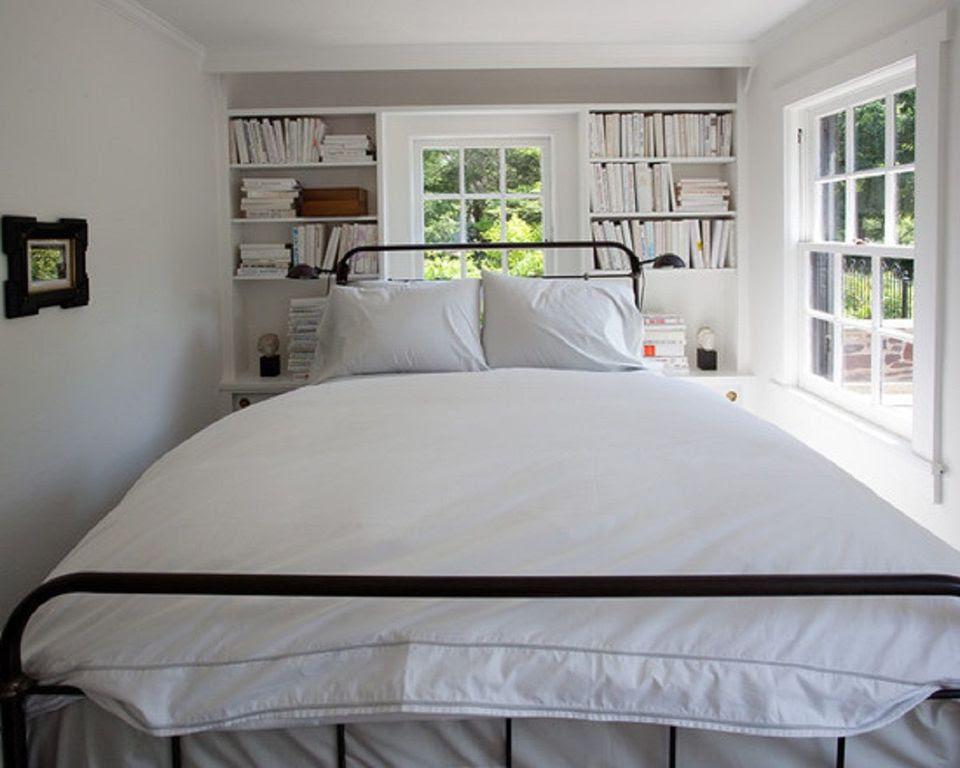 سرير بحجم كبير