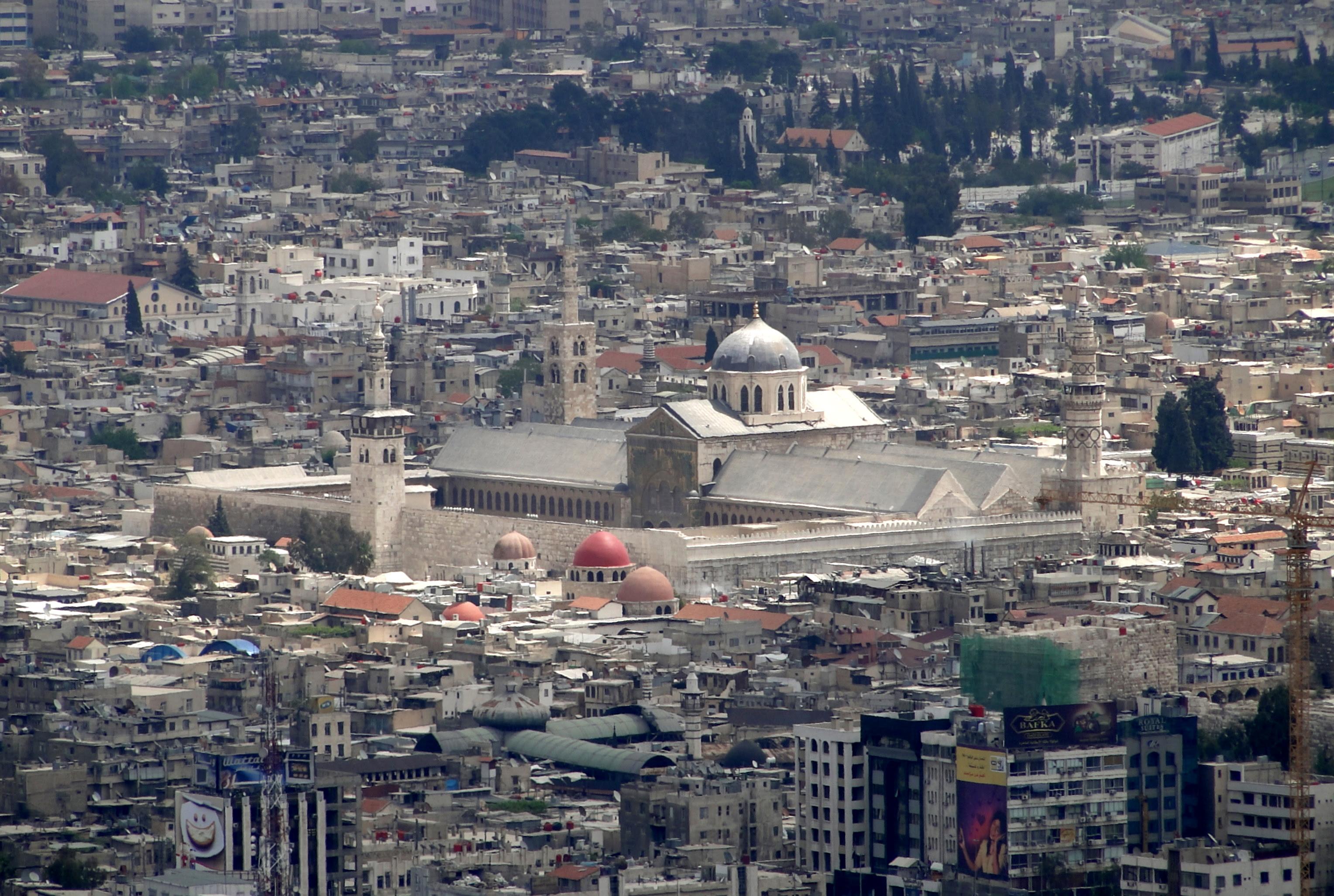 Born in : DAMASCUS ولدت في : دمشق