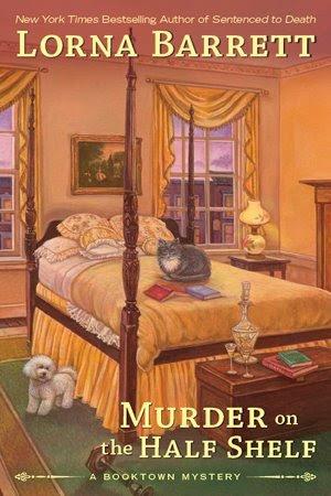 Murder on the Half Shelf (A Booktown Mystery, #6)