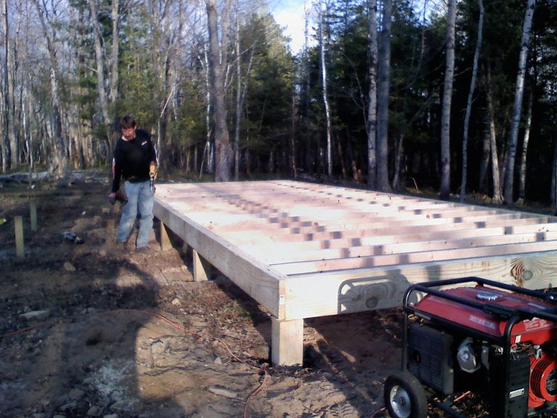 16x32 Cabin Kit In Northern Mi Small Cabin Forum 1