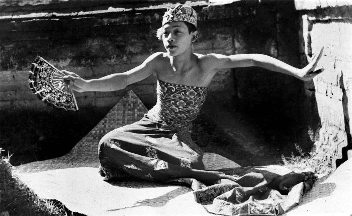 penari di Bali