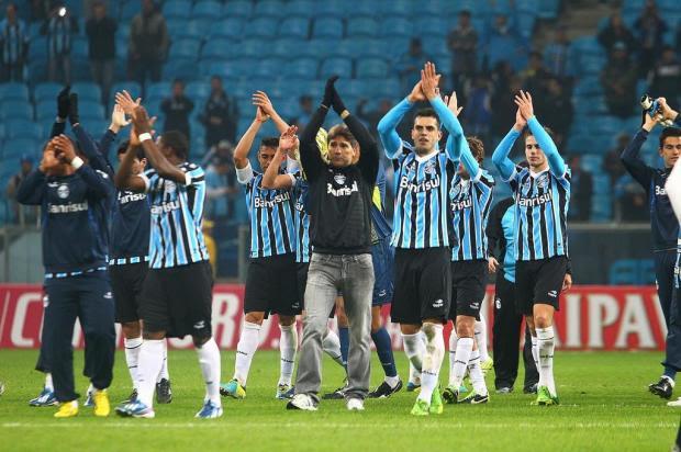 Retrospecto de Renato em 2010 dá esperança ao Grêmio para sonhar com o título do Brasileirão Lucas Uebel/Grêmio