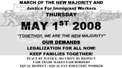 March for New Majority