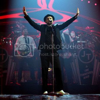 Full concert: Justin Timberlake debuts 'True Blood' & more at iHeartRadio festival...