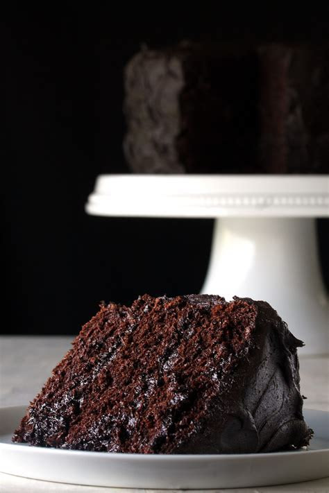 The Most Amazing Chocolate Cake   Recipe   Chocolate