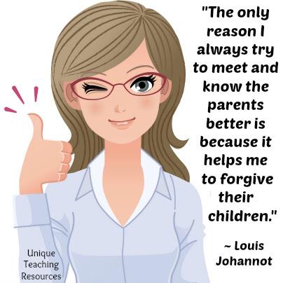 Teacher And Parent Relationship Quotes. QuotesGram