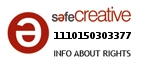 Safe Creative #1110150303377
