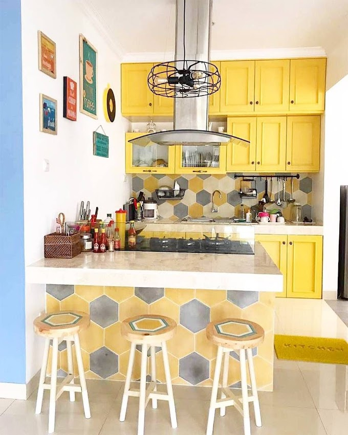 Model Tatanan Dapur Minimalis | Ide Rumah Minimalis