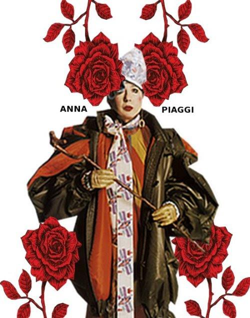 R.I.P ANNA PIAGGI