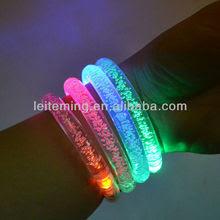 Premium led flashing light bangles