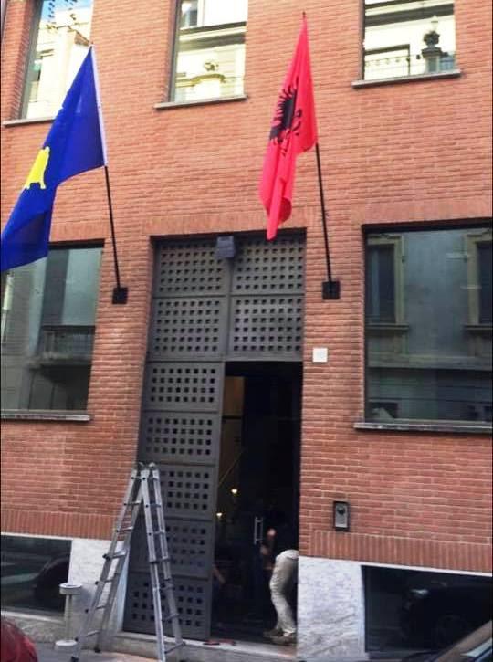 Shqipëria dhe Kosova me konsullatë të përbashkët në Milano