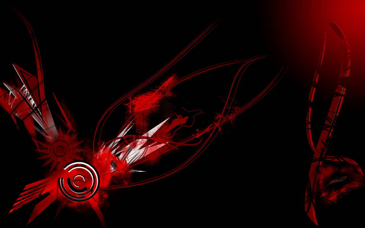 Red And Black Wallpapers Elegant Wallpapers
