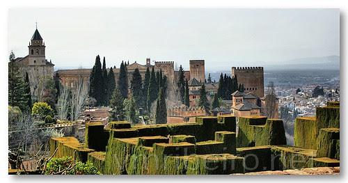 Alhambra by VRfoto
