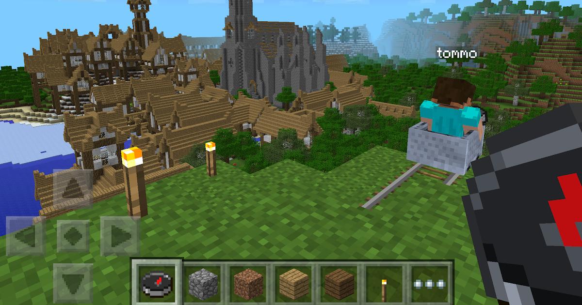 Minecraft Seed New Update - Muat Turun e