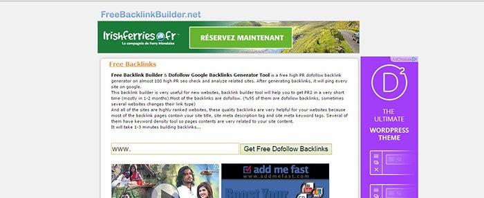 Free-Backlink-Builder