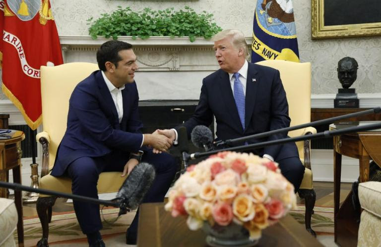 Τσίπρας – Τραμπ LIVE στις ΗΠΑ: Λεπτό προς λεπτό όσα συμβαίνουν | Newsit.gr