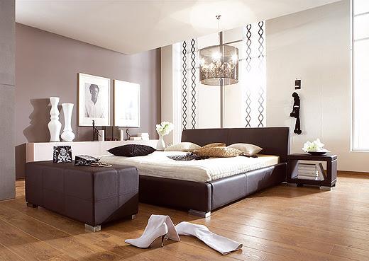 schlafzimmer wände farblich gestalten braun | kulpandassoc, Innenarchitektur ideen