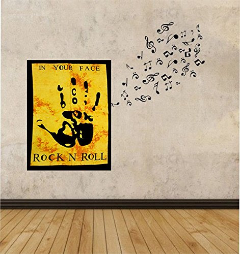 Icc Rock And Roll Posters Concert Posters Music Quote Poster