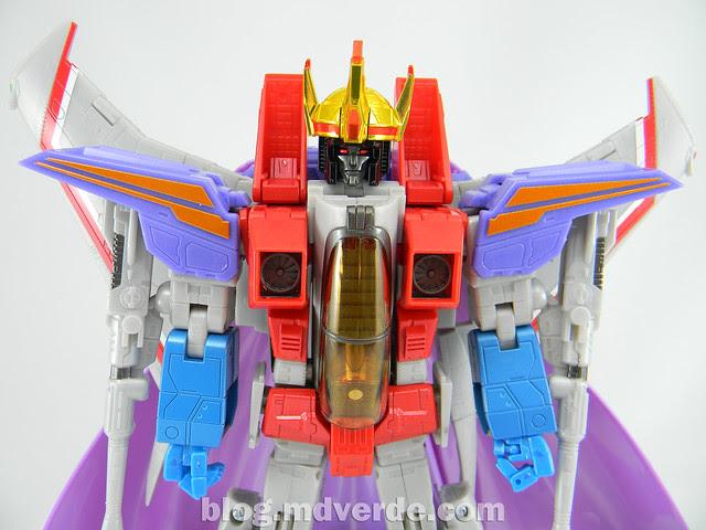 Transformers Starscream Masterpiece MP-11 - modo robot