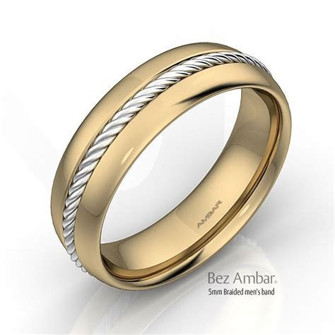 1000  ideas about Mens Gold Rings on Pinterest   Gold
