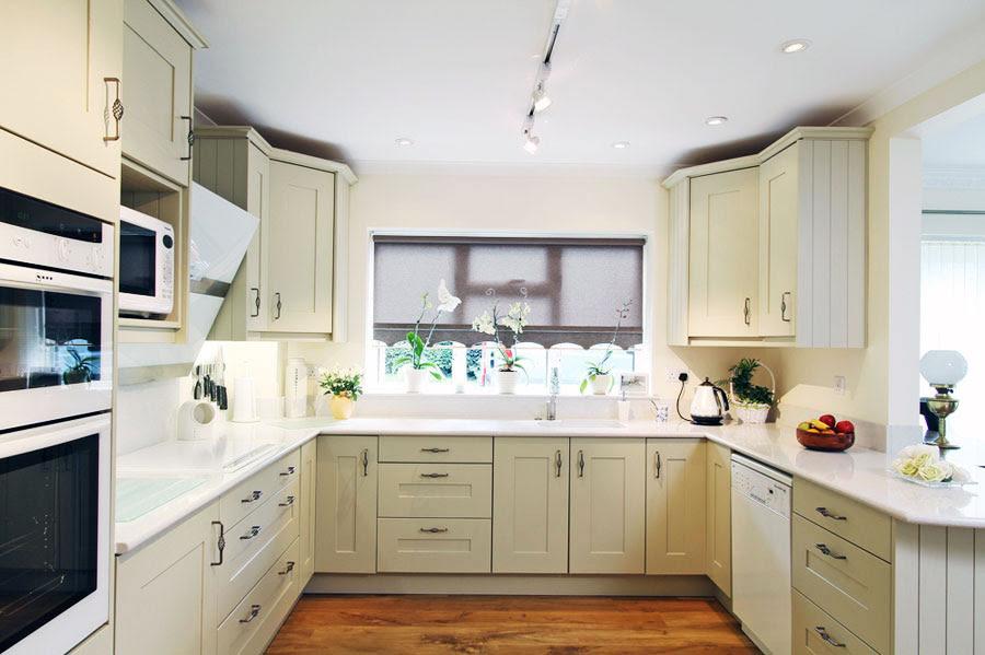 Modern Small U Shaped Kitchen Designs