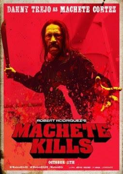 索女‧重炮‧神經刀/殺千刀重出江湖 (Machete Kills) poster