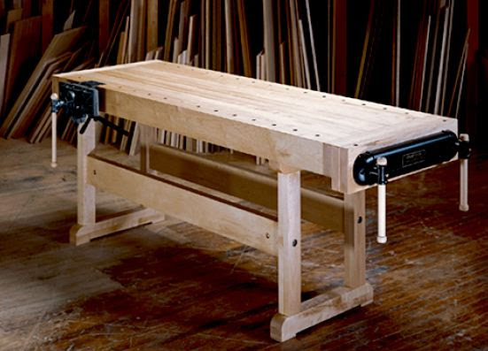 Woodworking Bench Plans For Free